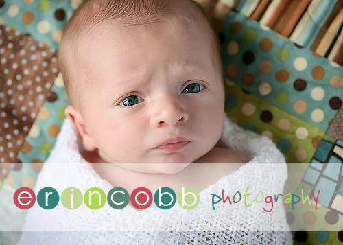 my newborn is cross eyed